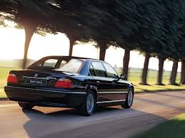 BMW Convertible 1990 bmw 750 : Automotive Database: BMW 7 Series (E38)