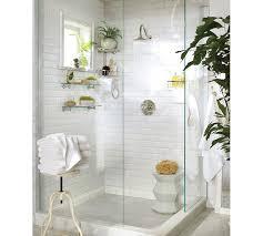 pottery barn bathrooms ideas. Walk In Shower Ideas Pottery Barn Bathrooms E