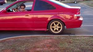 honda civic 2000 ex. Exellent Honda Honda Civic Ex 2000 Burn Out Practice To Honda Civic Ex 0
