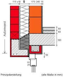252 Verblendsturz Architektenordner