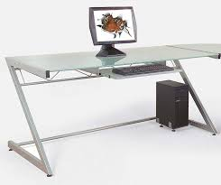 gorgeous glass computer desk glass computer desk argos review and photo