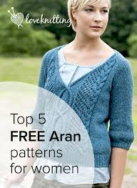 Free Knitting Patterns To Download Classy Free Knitting Patterns For Aran Wool Crochet And Knit