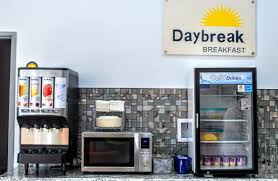 Vending Machines Lubbock Gorgeous Daybreak Breakfast Picture Of Days Inn Suites By Wyndham Lubbock