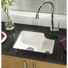 White Enamel Kitchen Sinks Porcelain Kitchen Sink Clean How To Clean A Porcelain Kitchen