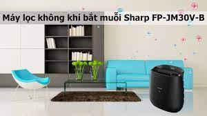 Khongkhitrongsach.com - Máy lọc không khí chính hãng nhập khẩu - [Review] Máy  lọc không khí bắt muỗi Sharp FP-JM30V-B (23m²)