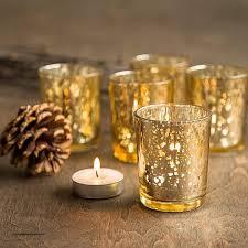 glass pillar candle holders bulk luxury set of 12 gold mercury glass candle votive mercury glass