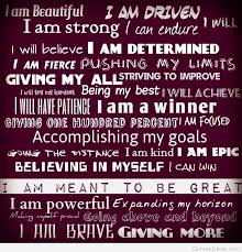 I Am Beautiful Quote Best of I Am Strong And Beautiful Fitness Quotes