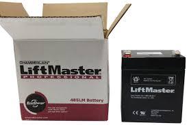 garage door opener liftmasterAmazoncom Chamberlain Liftmaster 485LM Battery LiftMaster Garage
