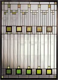 a carriage house window from a frank lloyd wright complex in buffalo has been installed in the recreated carriage house credit biff henrich martin house
