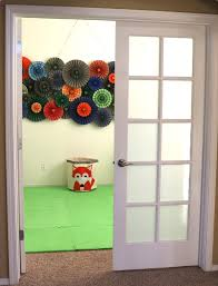 frosted glass french doors