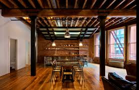 exposed beam ceiling feng shui