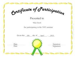 certificates of completion for kids printable certificates of achievement certificate of completion