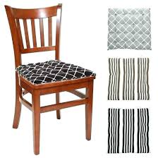 chair cushions with ties. Kitchen Chair Pads With Ties Cushion Stunning On Regard To Charming Cushions And Set Of I