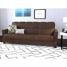 mainstays sofa bed unique mainstays baja microfiber futon sofa sleeper bed alpial furniture