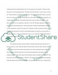walden by henry thoreau essay example topics and well written  walden by henry thoreau essay example