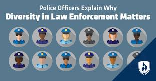 Police Officers Explain Why Diversity In Law Enforcement Matters