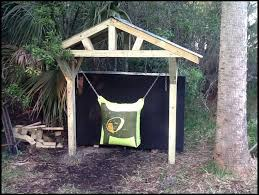 diy archery backstop material projects ideas