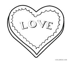 Broken Heart Coloring Pages Audiczinfo