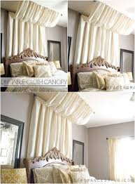 Sleep in Absolute Luxury with these 23 Gorgeous DIY Bed Canopy ...