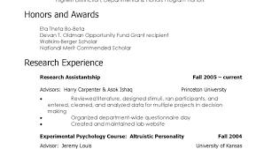 Psychology Resume Cute Clinical Psychologist Resume Example For Job
