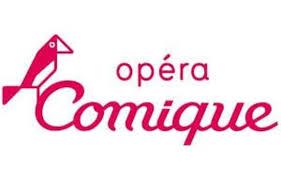 Resultado de imagen de national opera comique paris  logo