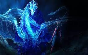 Blue Dragon Wallpaper HD on WallpaperSafari