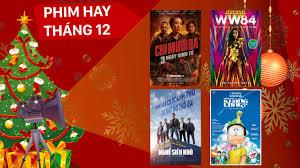 Phim chiếu rạp tháng 12/2020: Đón Noel ngập