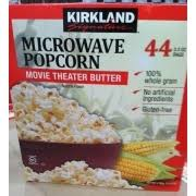 photo of kirkland signature theater er popcorn
