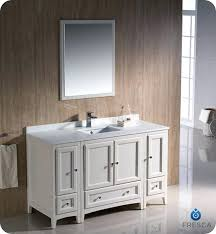 54 double vanity. Brilliant Vanity Creative 54 Bathroom Vanity Oxford Single Inch Transitional  Antique White Finley Double Sink Throughout Double Vanity A
