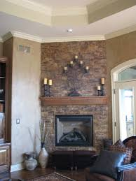 Fireplace Stones Decorative Crafty Ideas 15 Cast Stone Interior Design  Simple Iranews.