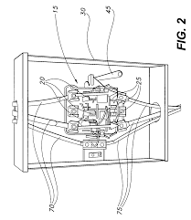 Patent us7611366 meter socket bypass disconnect device