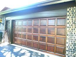 menards garage door spring exterior retractable garage door screen
