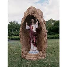 Small Picture Amazoncom Design Toscano Meditation Grotto of Sorrento