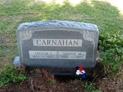 Fannie May Mitchell Carnahan (1884-1973) - Find A Grave Memorial