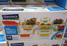 glasslock 18 piece set costco glass designs