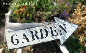garden sign. What S Your Garden Sign, Crafts, Sign
