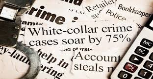 Image result for white collar crime photos