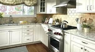 kitchen ideas white cabinets black appliances. Kitchen With Black Stainless Appliances White Cabinets . Ideas F