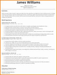 Example Of A Medical Assistant Resumes Medical Assistant Resumes Samples Templates Front Office