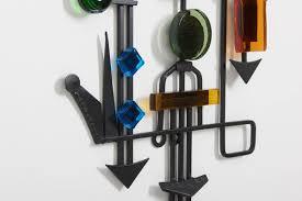 glass wall sculpture by erik hoglund