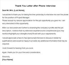 Follow Up Letter After Phone Interview Best Ideas Of Sample Also