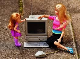 Výsledek obrázku pro dítě a počítač