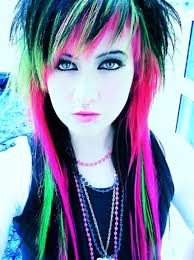 Emo Girl Hair Style cute emo hair cut for girls 1000 images about emo hairstyles i 4560 by wearticles.com