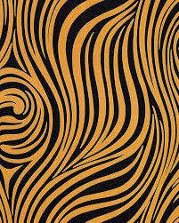 Neo Behang Met Zebra Strepen Edem 1016 11 Goud Geel Zwart Profhome