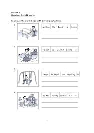 Vocabulary Fun Grade 3 4 Worksheet Snapshot Image Of 3rd English ...