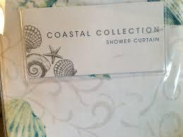 coastal shower curtains coastal living palm shower curtain coastal beach fabric shower curtain coastal inspired shower