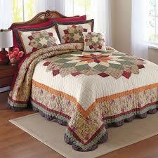 Bedroom: Virginia Quilted Bedspread Collection With Quilted ... & Interesting Quilted Bedspreads For Modern Bedroom Design Ideas Decoration:  Virginia Quilted Bedspread Collection With Quilted Adamdwight.com