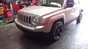 jeep patriot 2014 black rims. hillyard custom rimu0026tire 2010 jeep patriot off road rims u0026tires youtube jeep patriot 2014 black rims