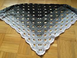 Virus Shawl Pattern