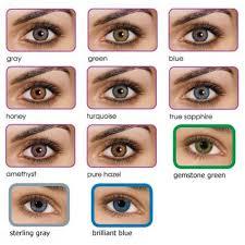 Freshlook Color Chart For Dark Eyes Air Optix Colors Chart Optika Opticians